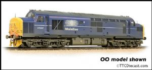 FARISH 371-472 Class 37/0 Centre Headcode 37242 Mainline Freight - Weathered * PRE ORDER £ 123.21 *